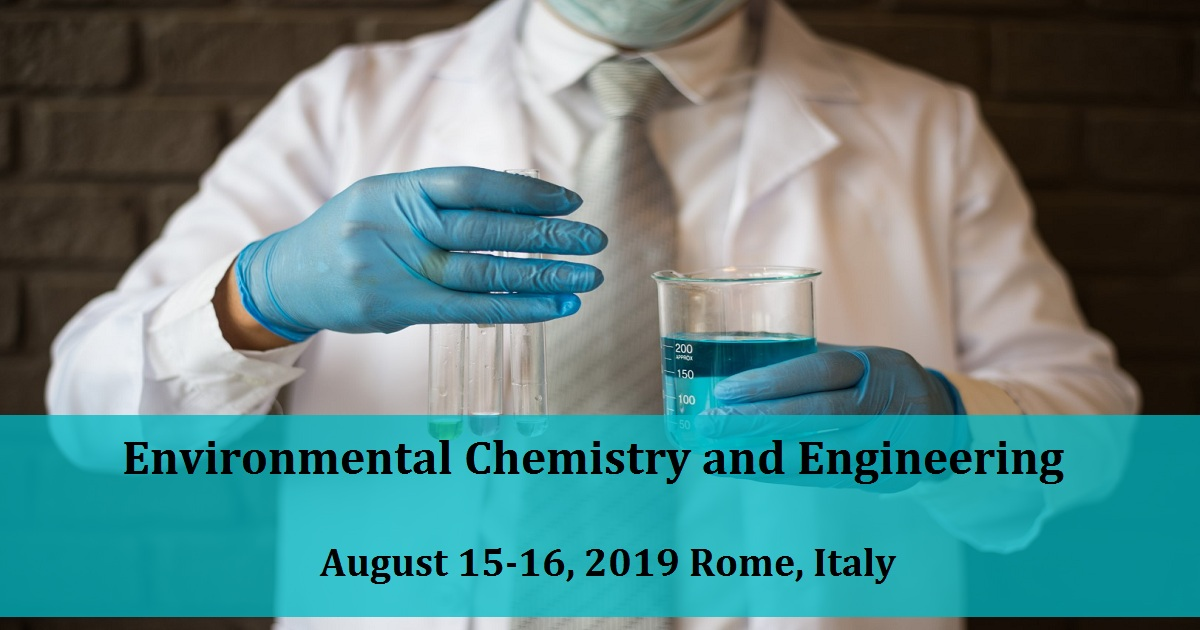 Environmental Chemistry and Engineering