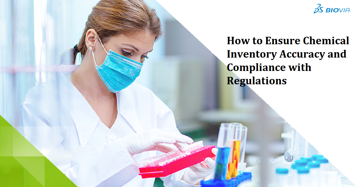How to Ensure Chemical Inventory Accuracy and Compliance with Regulations