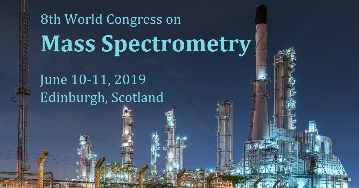 8th World Congress on Mass Spectrometry