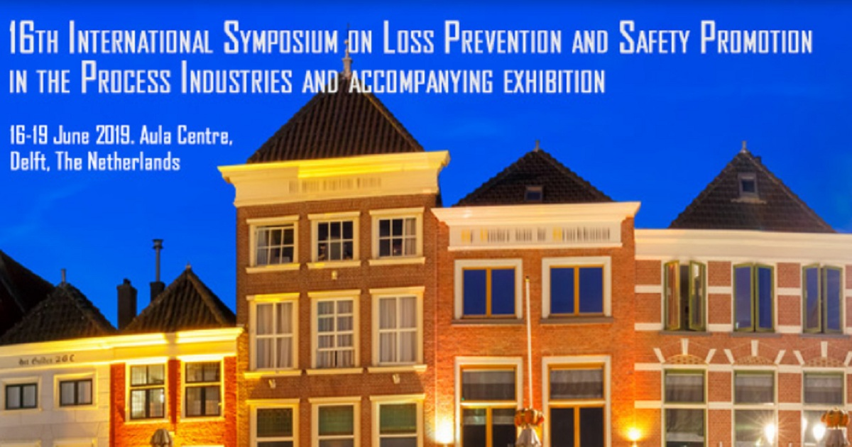 16th International Symposium on Loss Prevention and Safety Promotion in the Process Industries and accompanying exhibition