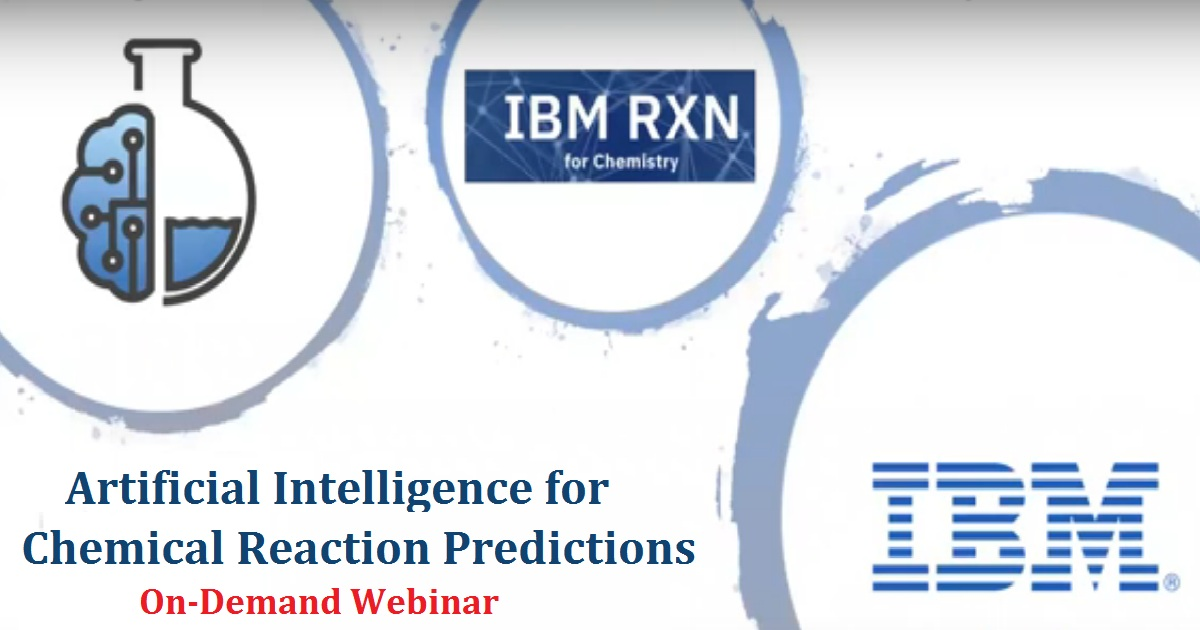 Artificial Intelligence for Chemical Reaction Predictions: IBM RXN for Chemistry""