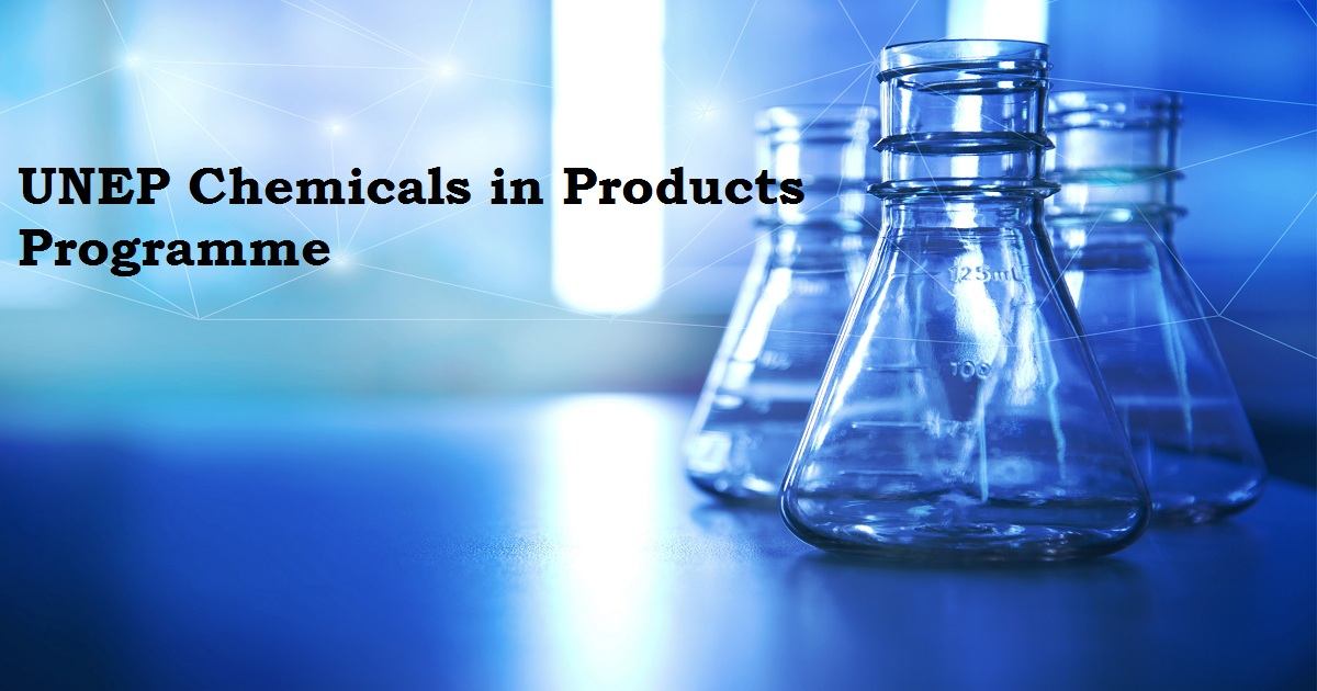 UNEP Chemicals in Products Programme