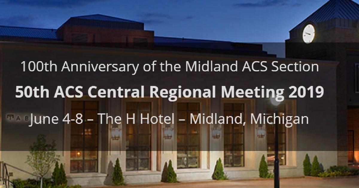 ACS Central Regional Meeting 2019