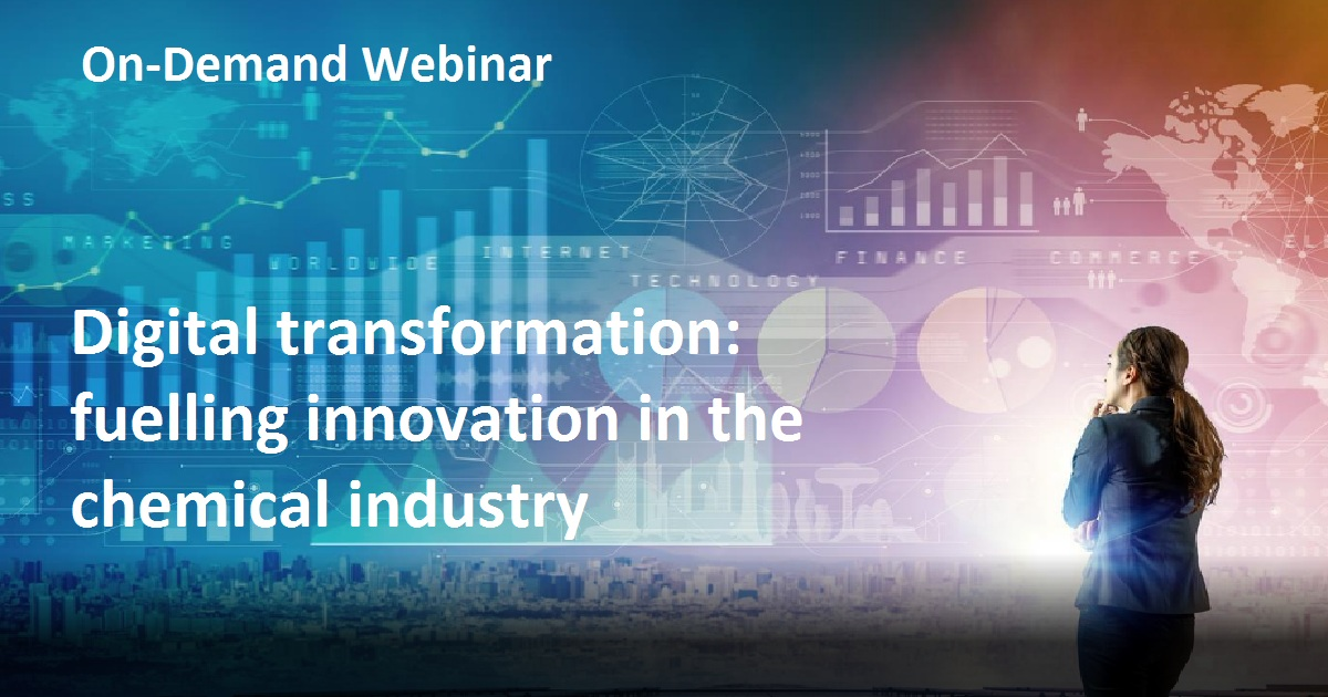 Digital transformation: fuelling innovation in the chemical industry