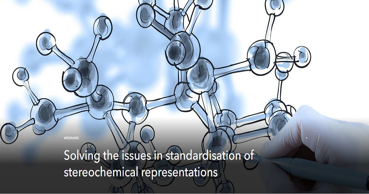 Solving the issues in standardisation of stereochemical representations