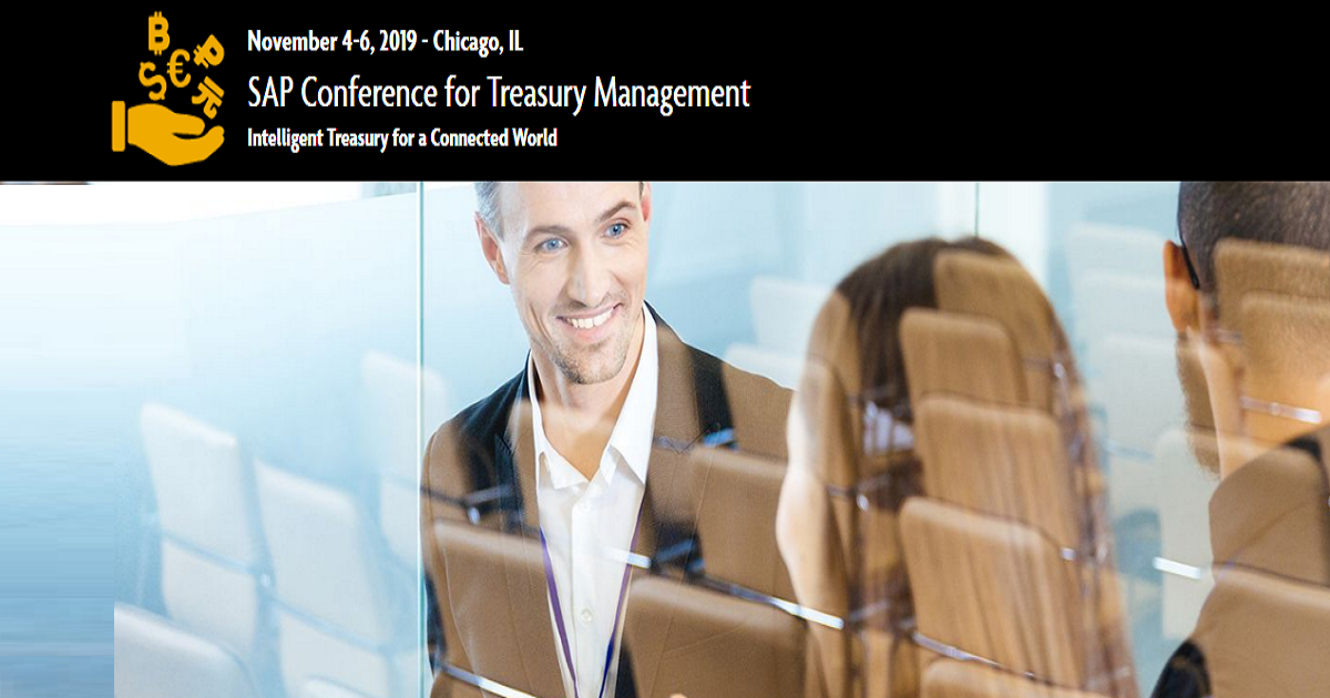 North American SAP Conference on Treasury Management