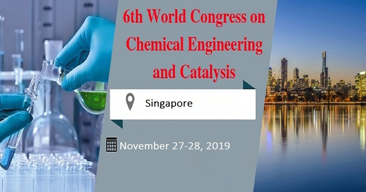 Chemical Engineering and Catalysis