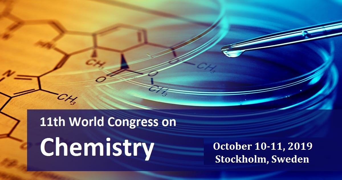 11th World Congress on Chemistry