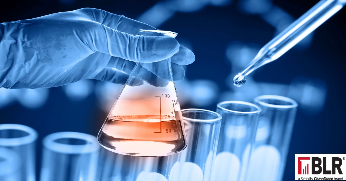How to Minimize Risk with an Effective Chemical Management Program