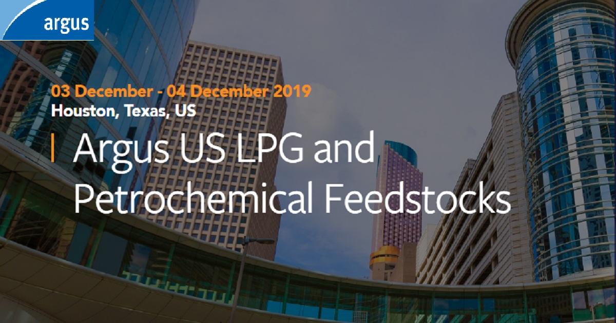 Argus US LPG and Petrochemical Feedstocks