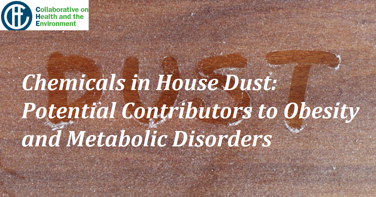 Chemicals in House Dust: Potential Contributors to Obesity and Metabolic Disorders
