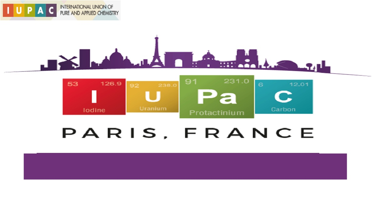 The 47th IUPAC World Chemistry Congress