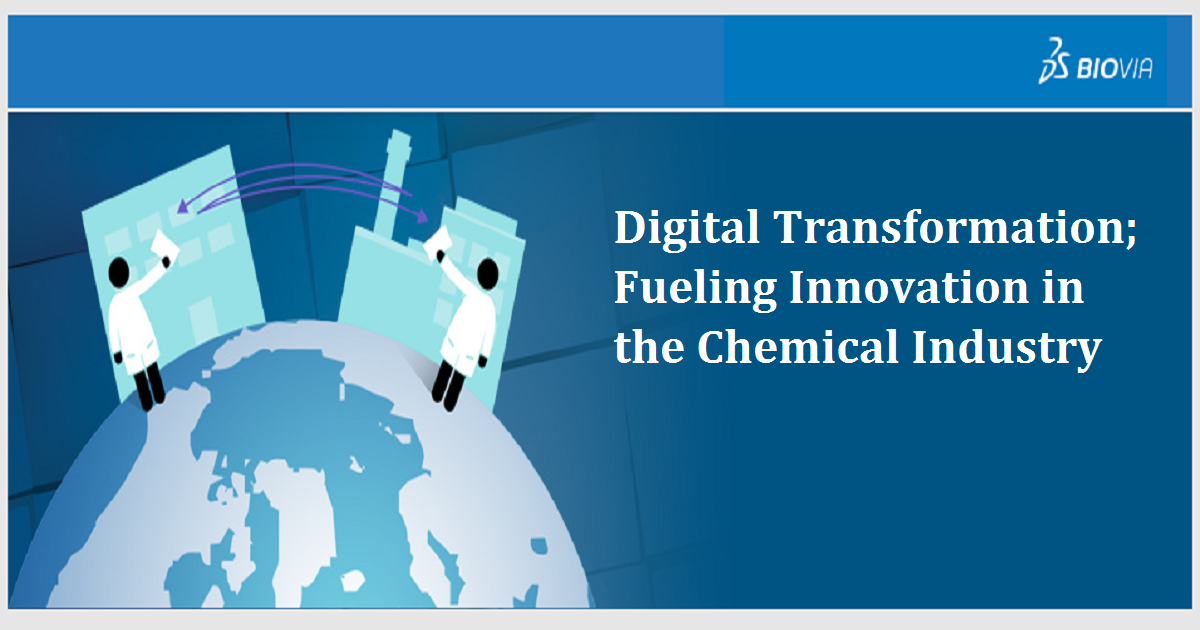 Digital Transformation; Fueling Innovation in the Chemical Industry
