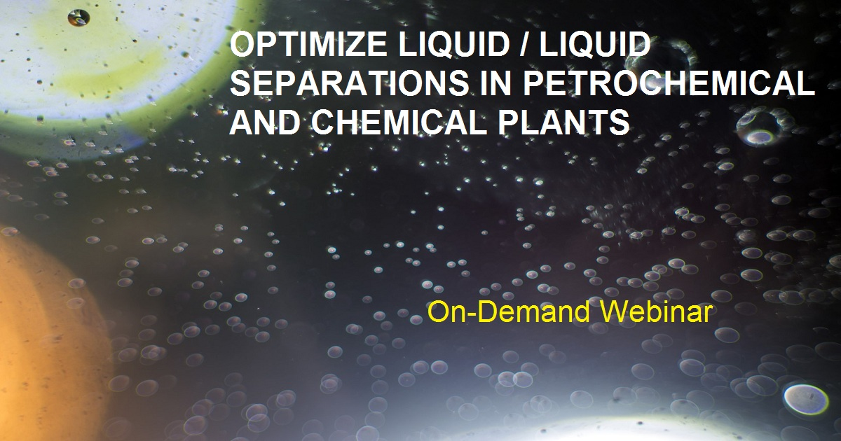 Enhanced Removal of Contaminants from Gas/Liquid Feeds in Petrochemical and Chemical Plants
