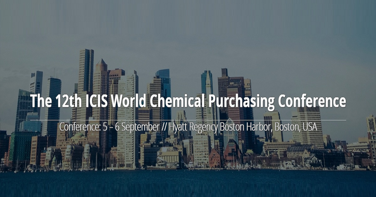 The 12th ICIS World Chemical Purchasing Conference