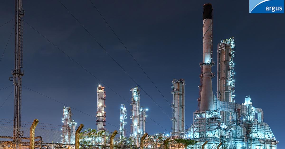 Argus Global Petroleum Coke Outlook to 2023