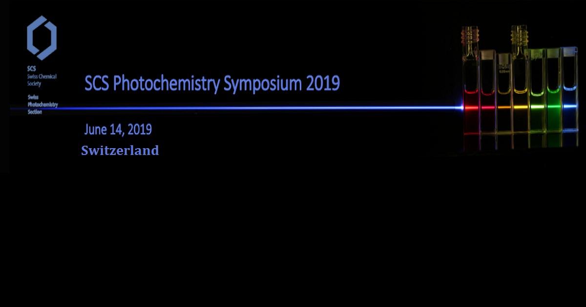 SCS Photochemistry Symposium 2019