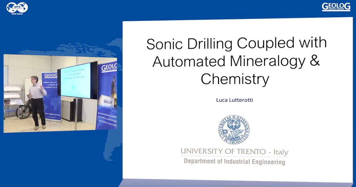 Sonic Drilling Coupled with Automated Mineralogy & Chemistry