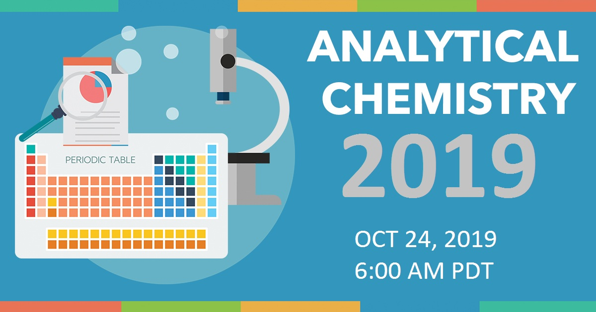 Analytical Chemistry 2019