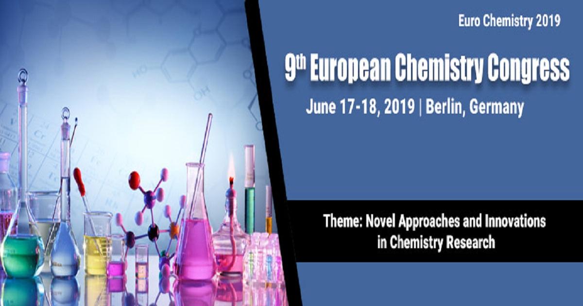 9th European Chemistry Congress