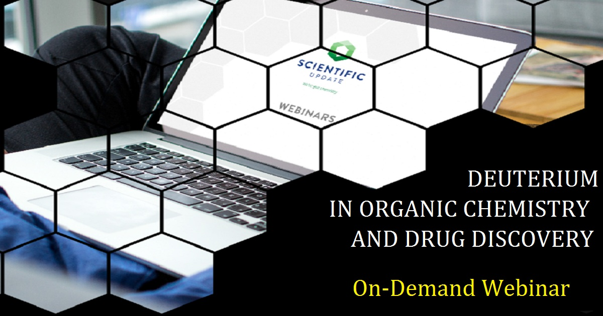 DEUTERIUM IN ORGANIC CHEMISTRY AND DRUG DISCOVERY
