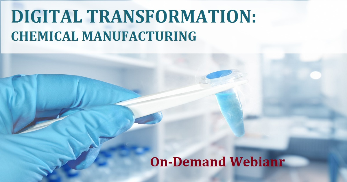 Digital Transformation: Chemical Manufacturing