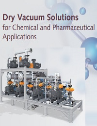 DRY VACUUM SOLUTIONS FOR CHEMICAL AND PHARMACEUTICAL APPLICATIONS
