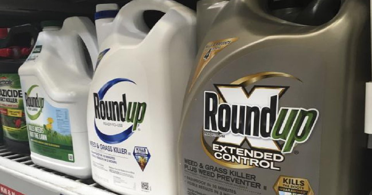 EPA OPPOSES WARNING LABELS FOR CHEMICAL IN ROUNDUP