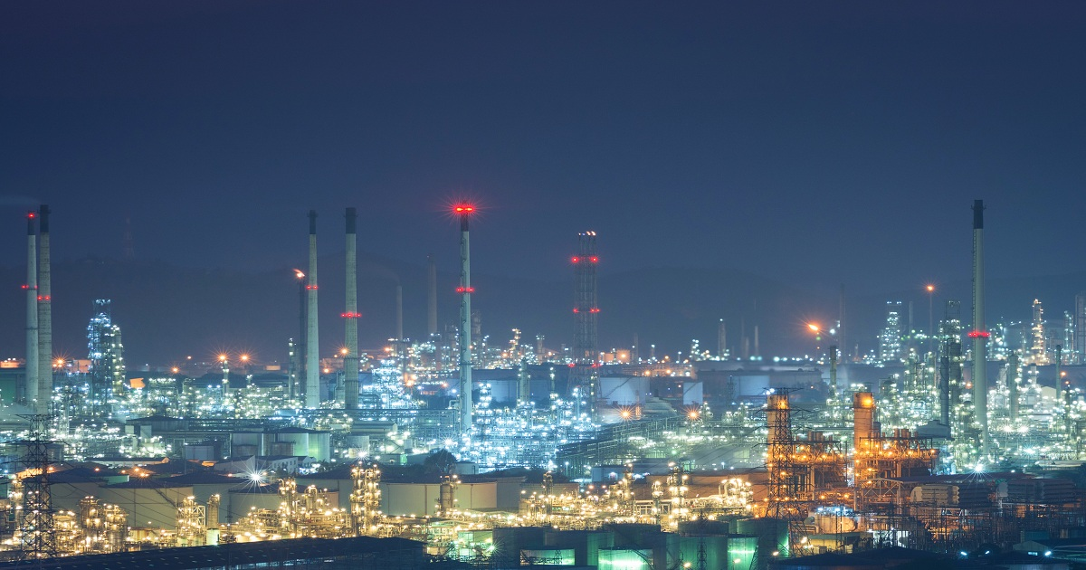 DIGITAL TRANSFORMATION AND TOP QUARTILE PERFORMANCE FOR PETROCHEMICAL PRODUCERS