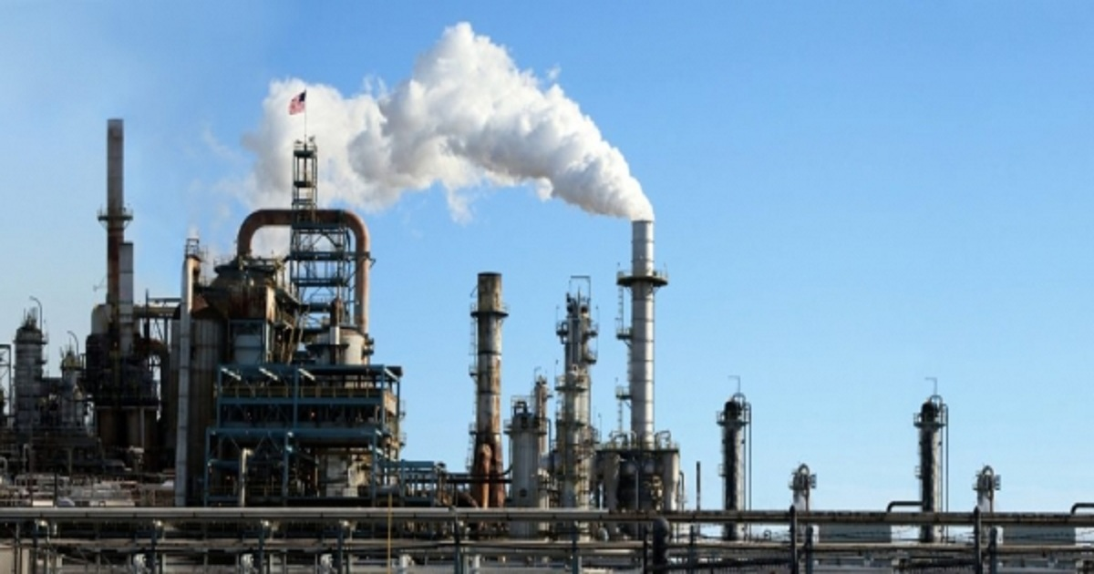 PETROCHEMICAL PLANT AT OHIO