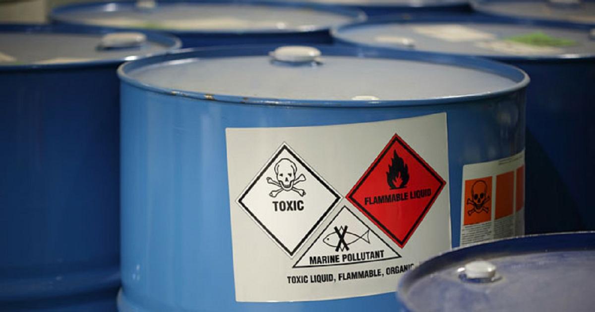 STEPS FOR GHS COMPLIANCE – HAZARDOUS CHEMICALS