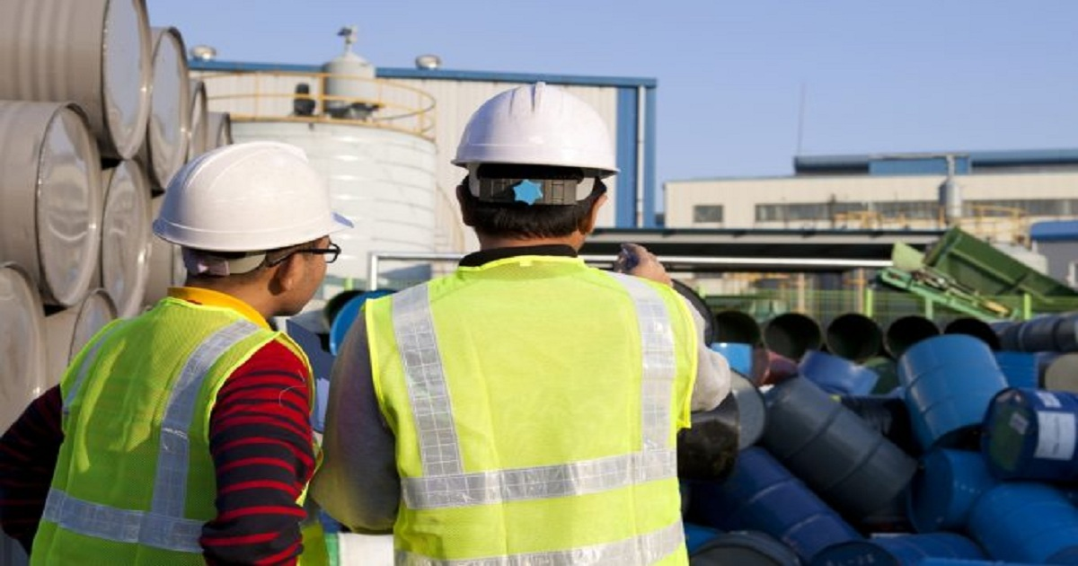 EMPOWERED WASTE MANAGEMENT: ON DEMAND CHEMICAL & SAFETY DATA