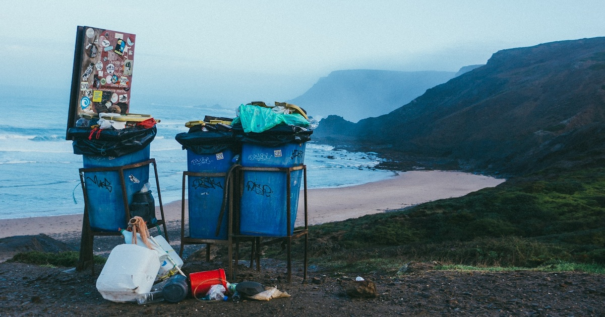 WILL RECYCLING SAVE THE WORLD FROM PLASTIC WASTE?