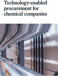 TECHNOLOGY-ENABLED PROCUREMENT FOR CHEMICAL COMPANIES